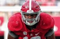 Fanatics View Draft Profile: Reggie Ragland (ILB – Alabama)