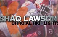 Fanatics View Draft Profile: Shaq Lawson (DE – Clemson)