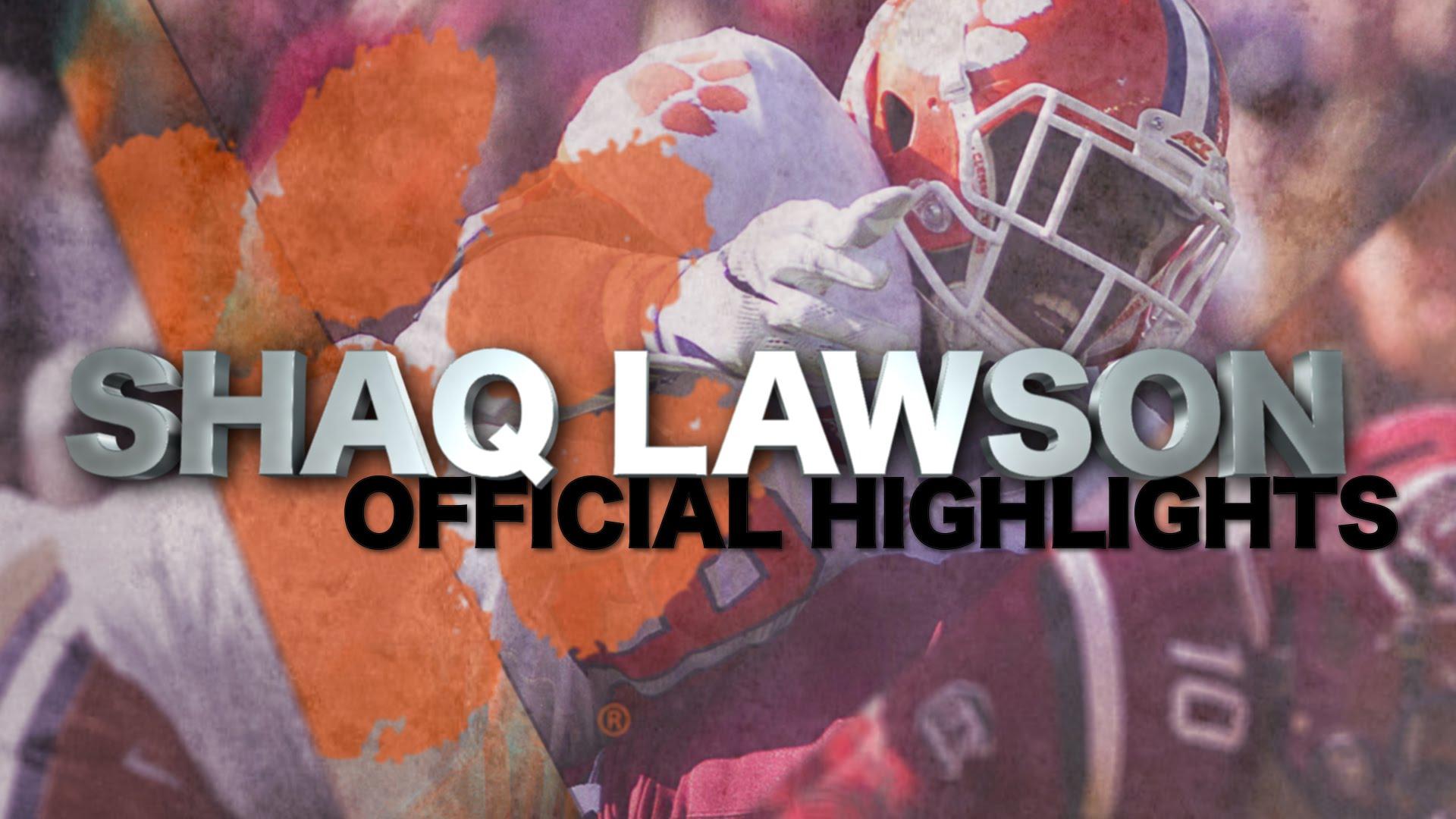 Fanatics View Draft Profile: Shaq Lawson (DE - Clemson)