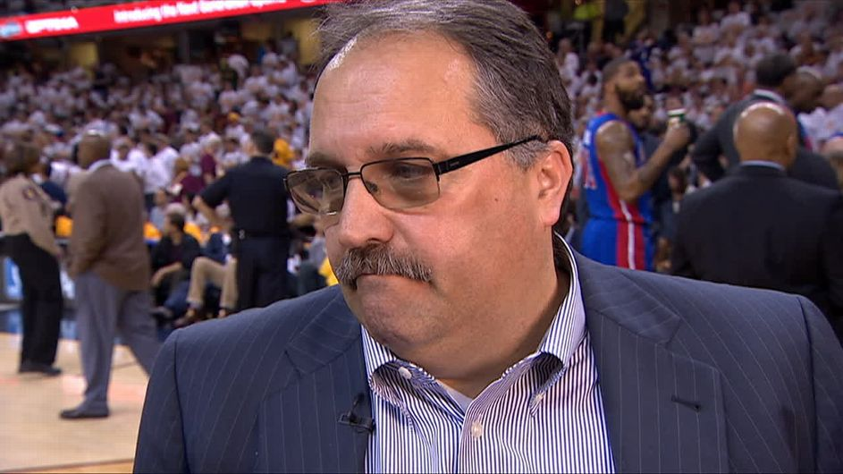 Stan Van Gundy says LeBron James can do whatever he wants