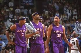 Vince Carter speaks on playing Steph Curry 1 on 1 as a kid