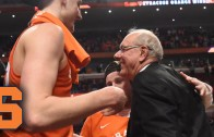 Jim Boeheim explains Syracuse basketball's amazing ride to the Final Four