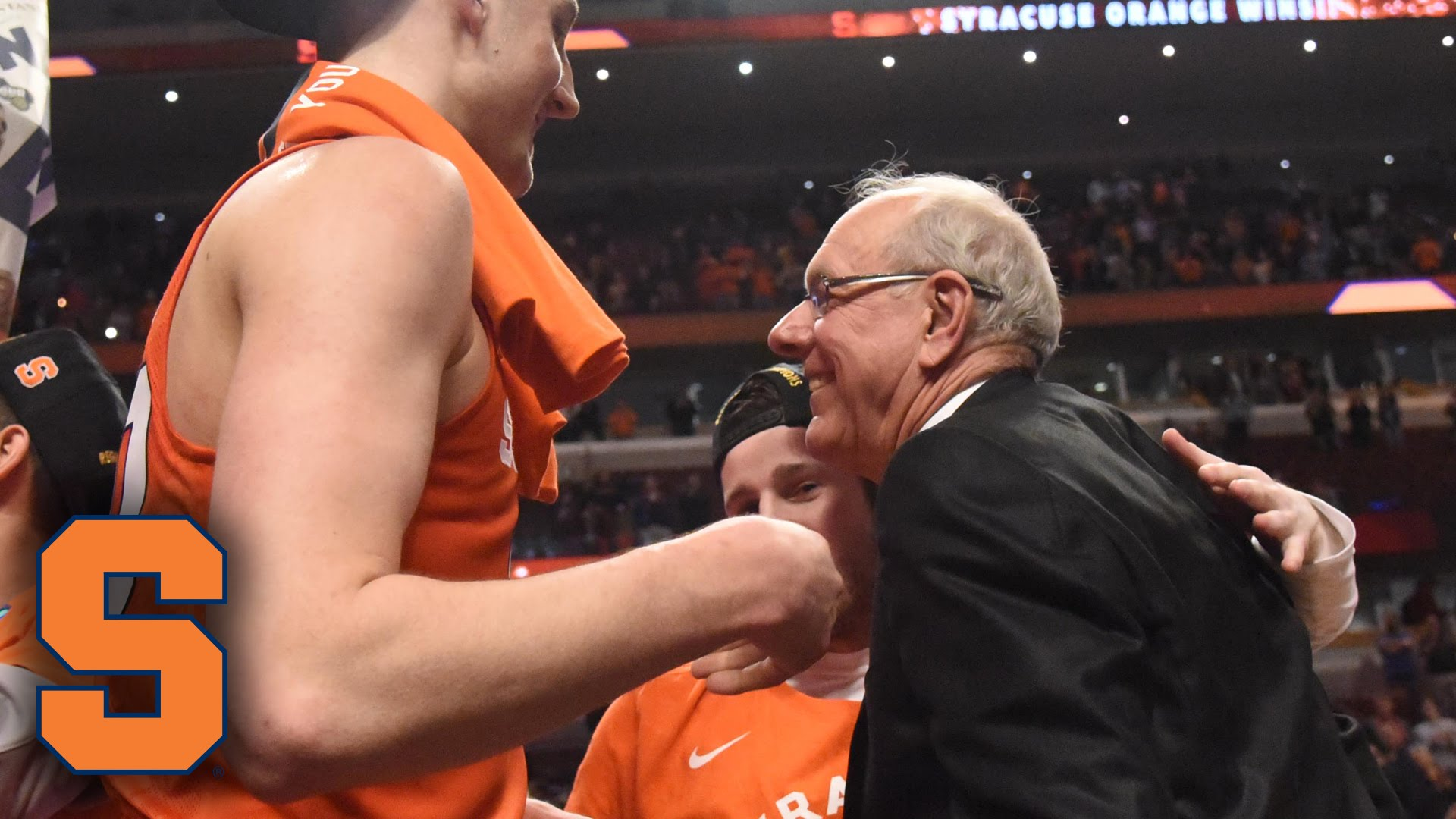 Jim Boeheim explains Syracuse basketball's amazing ride to the Final Four