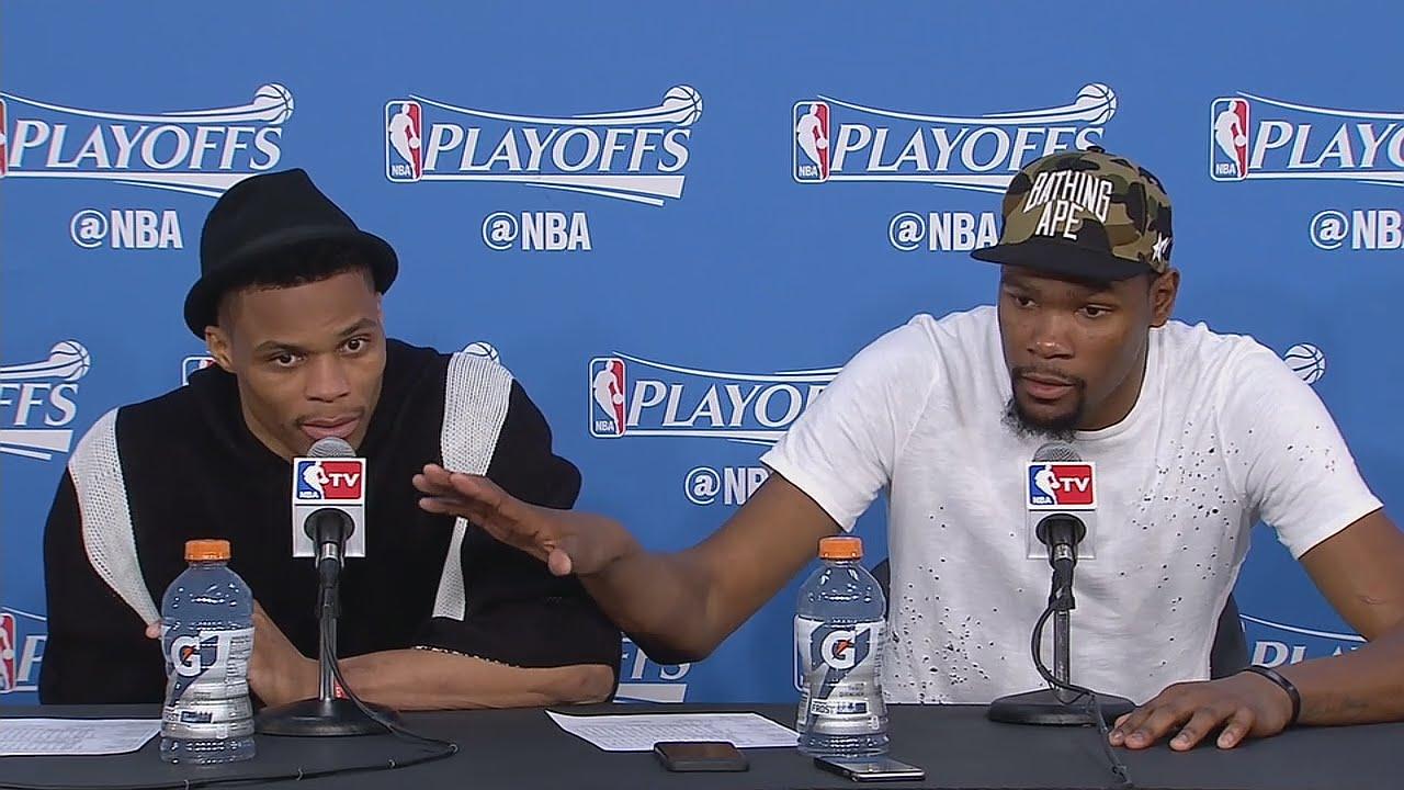 Kevin Durant calls Mark Cuban an