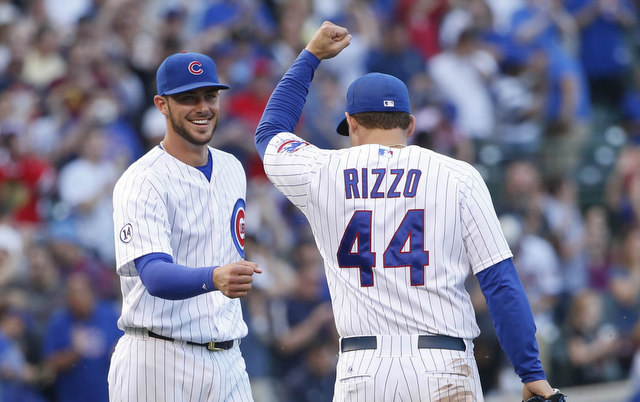 Anthony Rizzo & Kris Bryant star in new MLB commercial