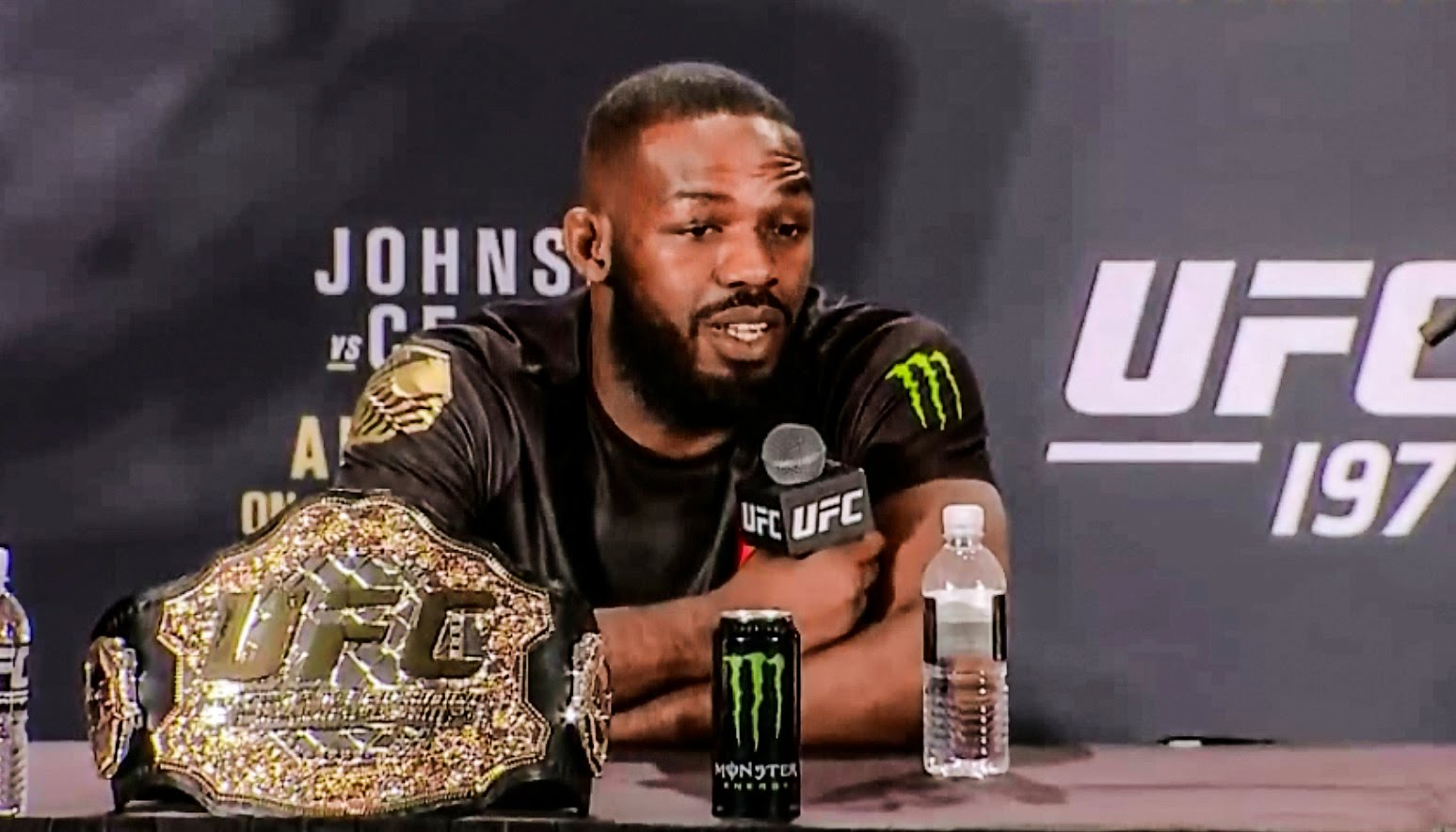 UFC 197 Post Fight Press Conference featuring Jon Jones & more