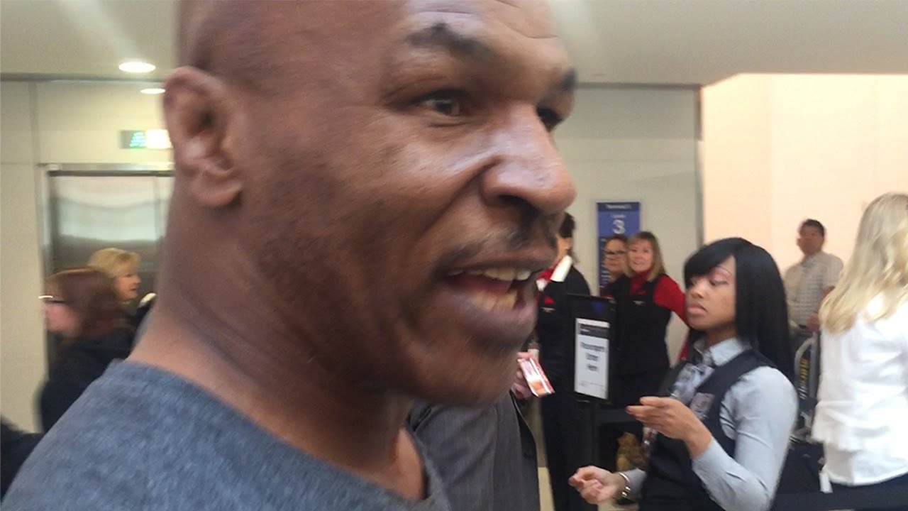 Mike Tyson says Manny Pacquiao should be
