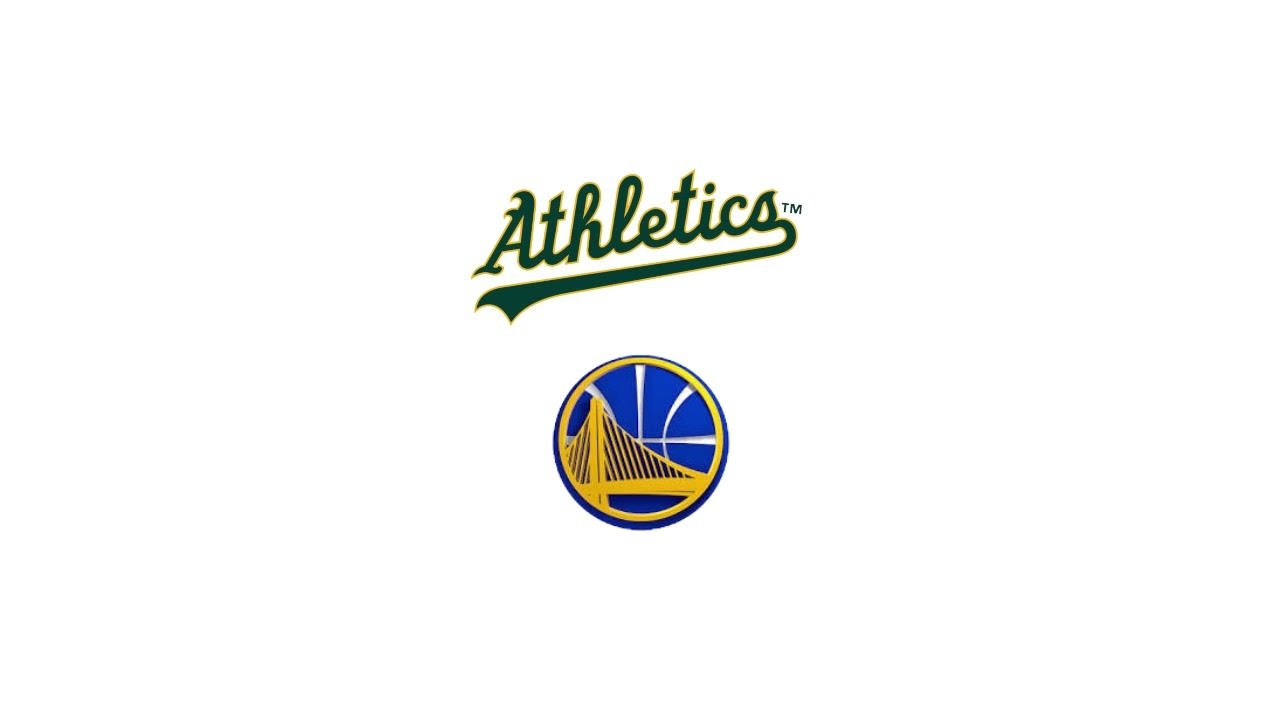 Oakland Athletics takeover the Golden State Warriors home court