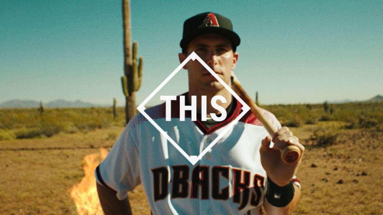 Paul Goldschmidt is a dangerous desert predator in Arizona (MLB Commerical)
