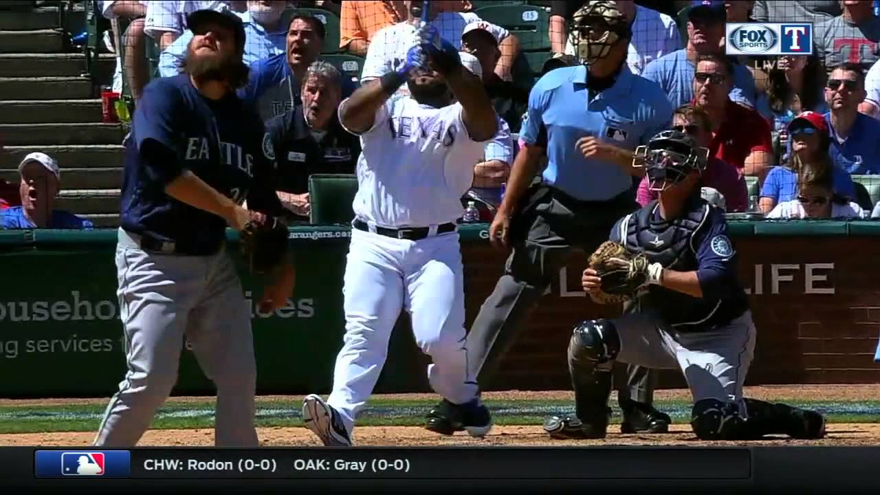 Prince Fielder goes upper tank with a 3-run bomb