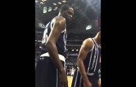 """Russell Westbrook Tells Mavs Fan To """"Shut The Fuck Up"""""""