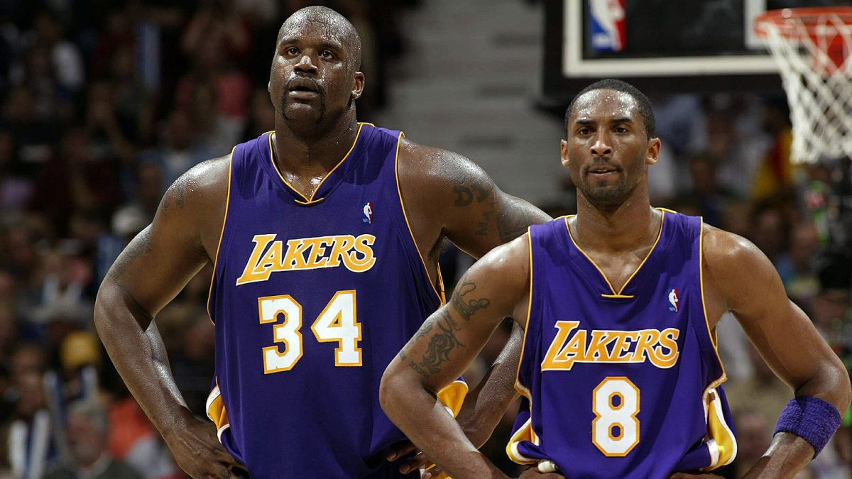 Stephen A. Smith says Shaq stopped LA goons from harming Kobe