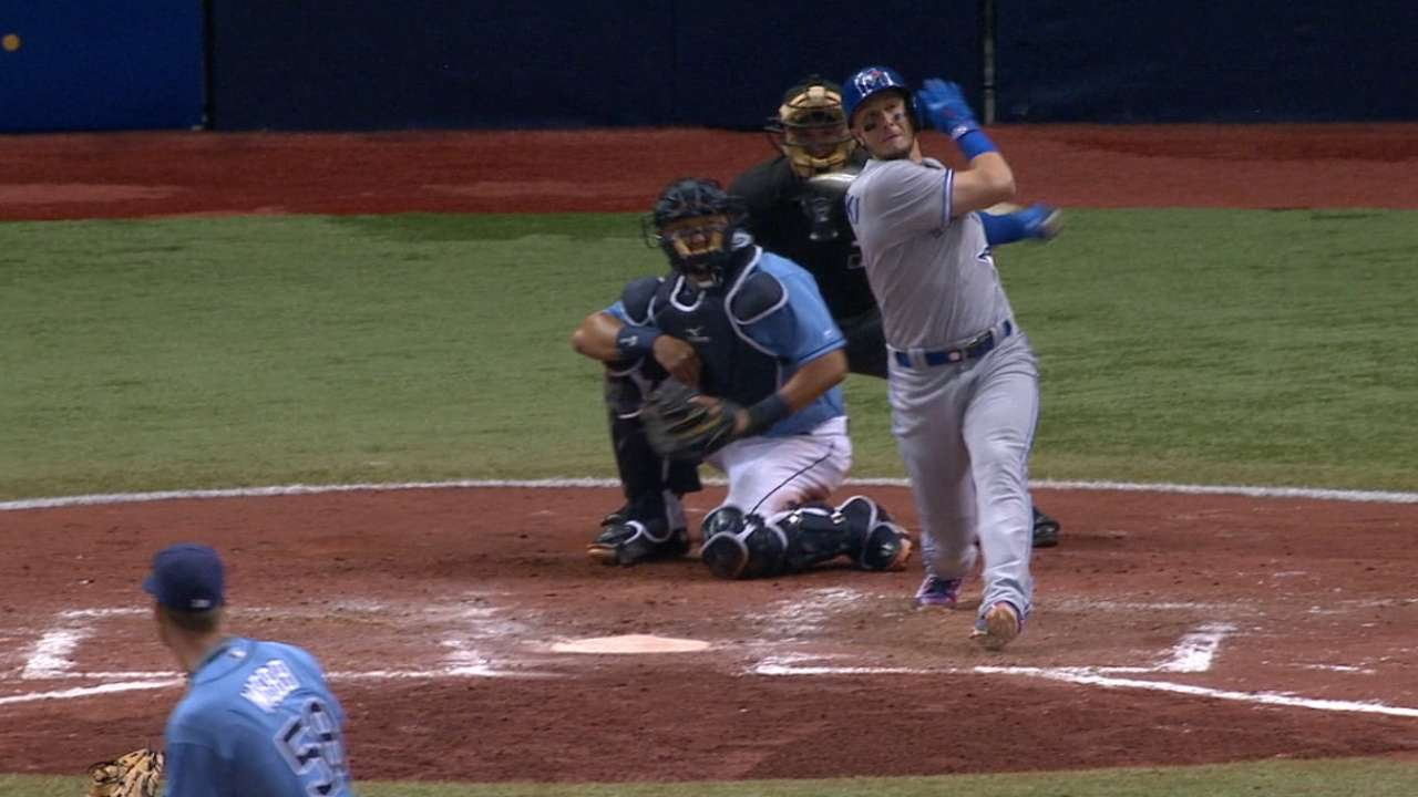 Troy Tulowitzki crushes first Blue Jays homer of the season