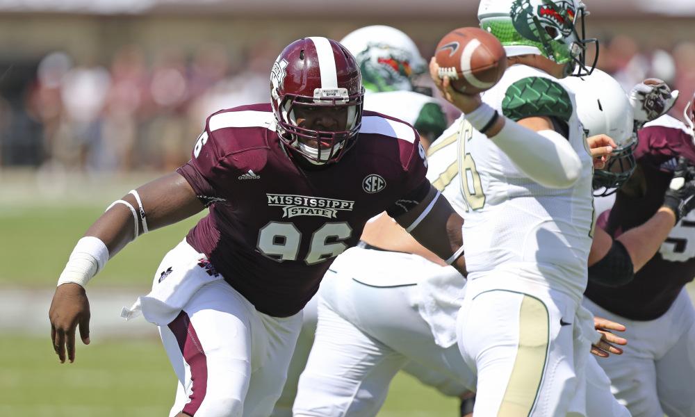 Fanatics View Draft Profile: Chris Jones (DT - Mississippi State)