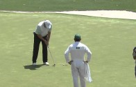 You're Having A Bad Day: Ernie Else 7 putts at the Masters