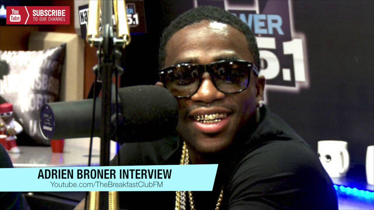 Adrien Broner says he's voting for Donald Trump