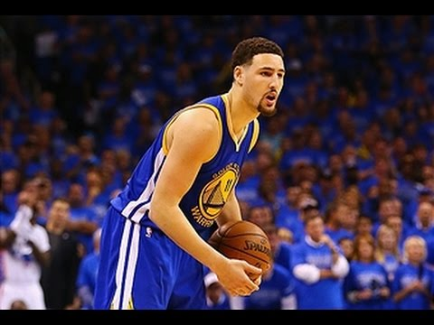 All 11 of Klay Thompson's record setting three pointers