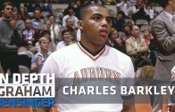 Charles Barkley explains why the NCAA basketball system is corrupted