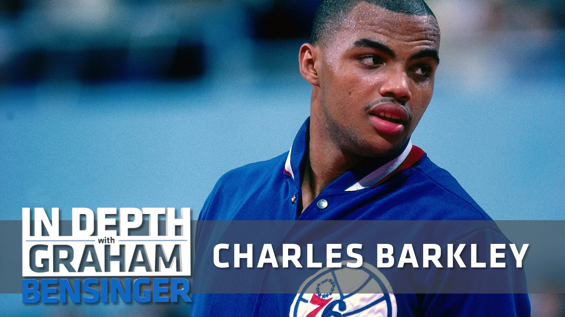 Charles Barkley says he got really fat so the 76ers wouldn't draft him