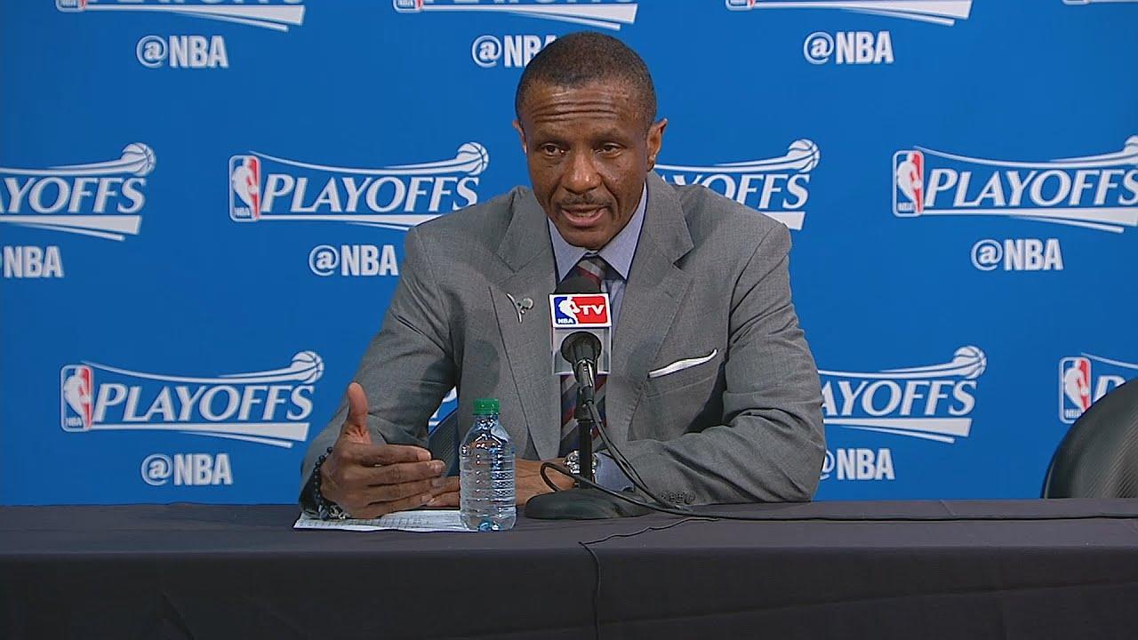 Dwane Casey speaks on the Raptors Game 7 win over the Heat