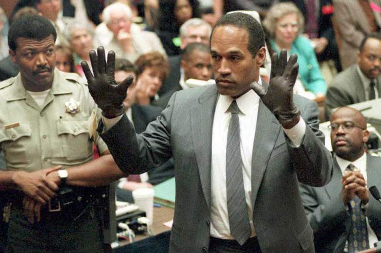 O.J. Simpson's lawyer reveals what was whispered to him after verdict