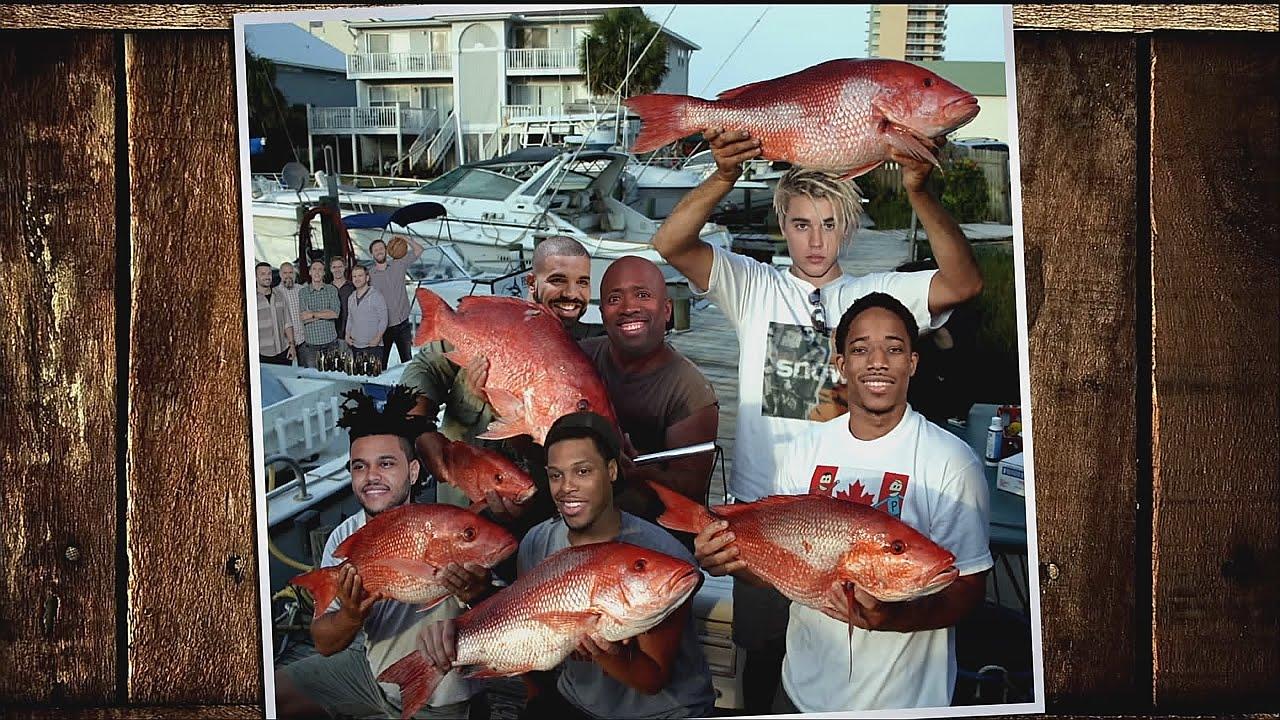 Inside The NBA sends the Toronto Raptors fishing