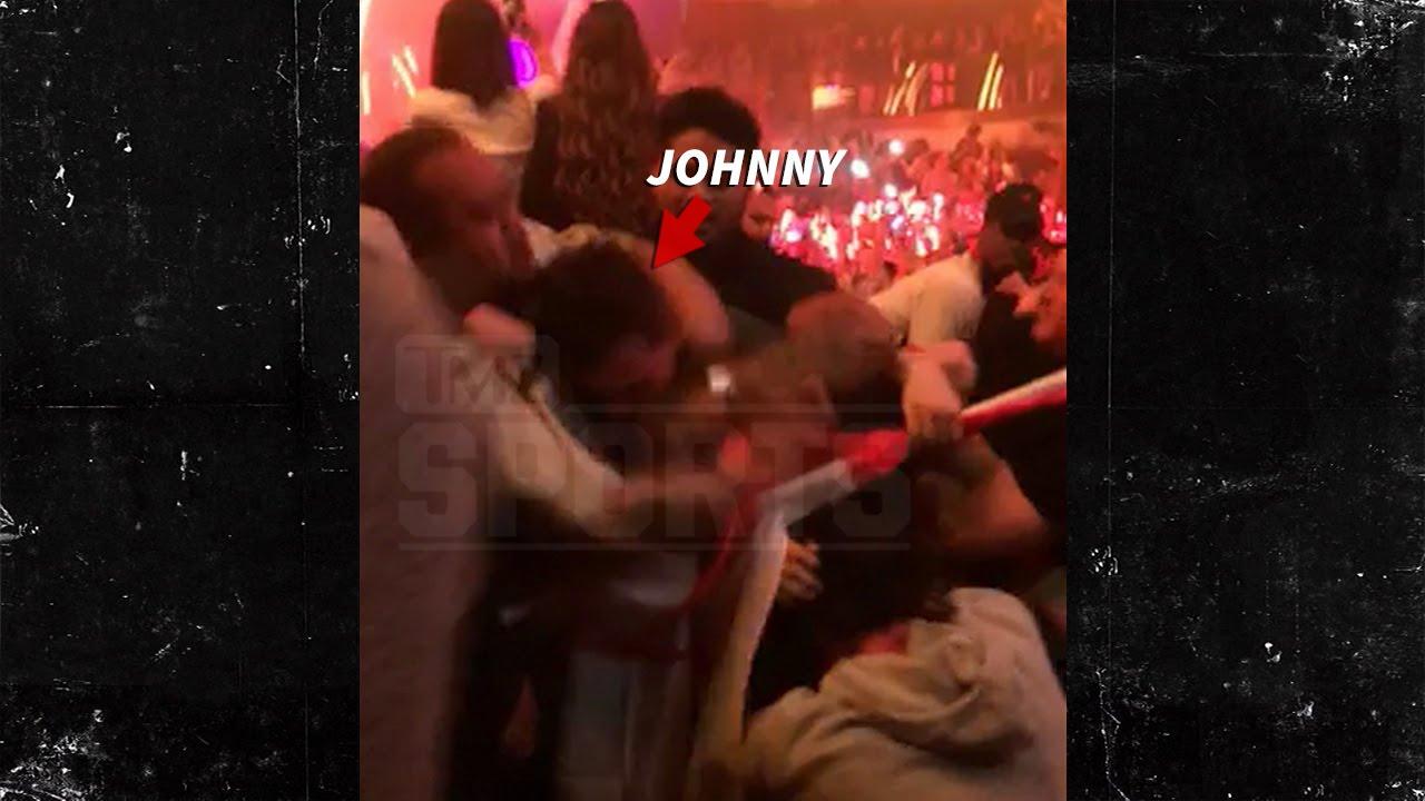 Johnny Manziel involved in physical altercation at Las Vegas nightclub