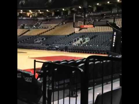 Kyle Lowry shoots jumps shots long after Game 1 loss