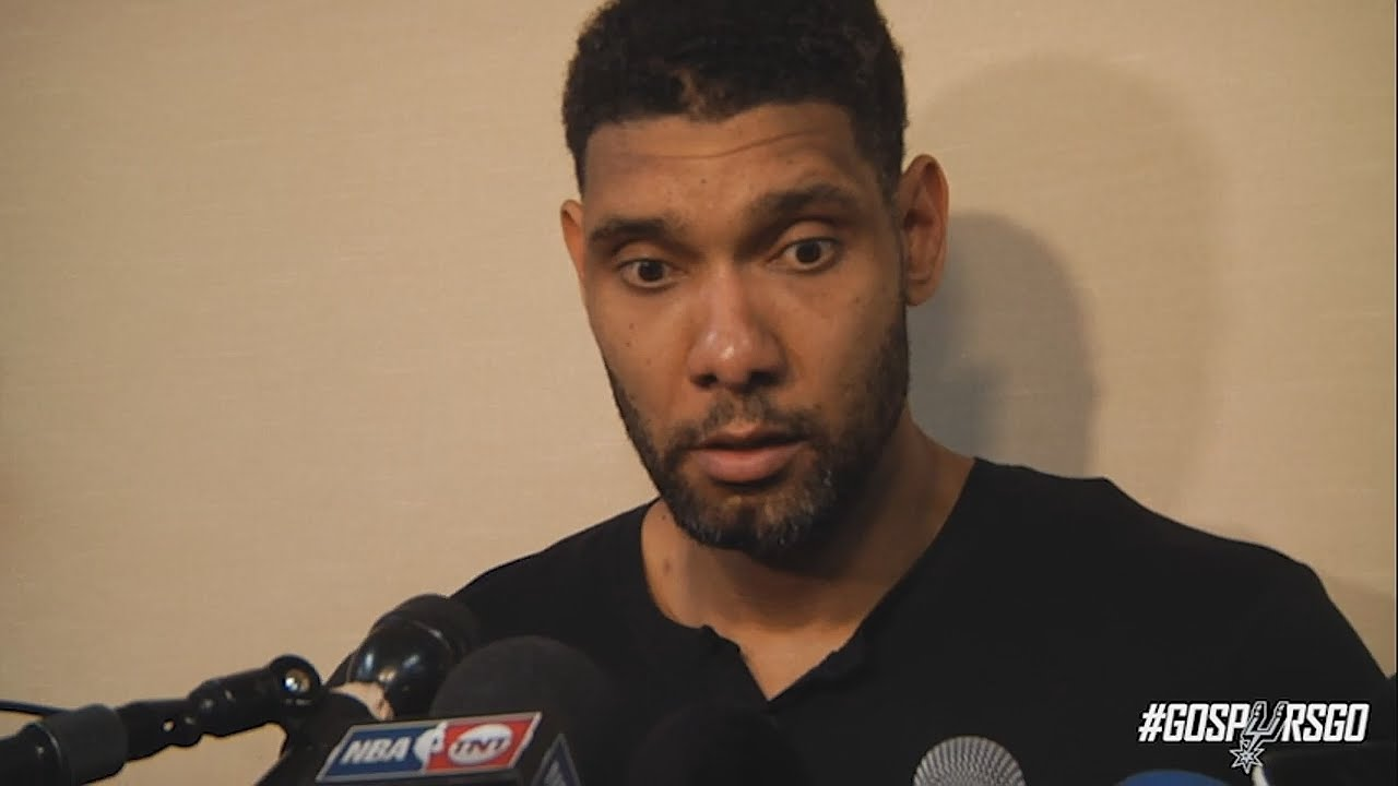 Tim Duncan unsure of future after Game 6 loss to OKC