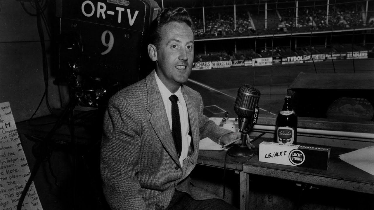 Vin Scully explains his favorite call when the Brooklyn Dodgers won the World Series