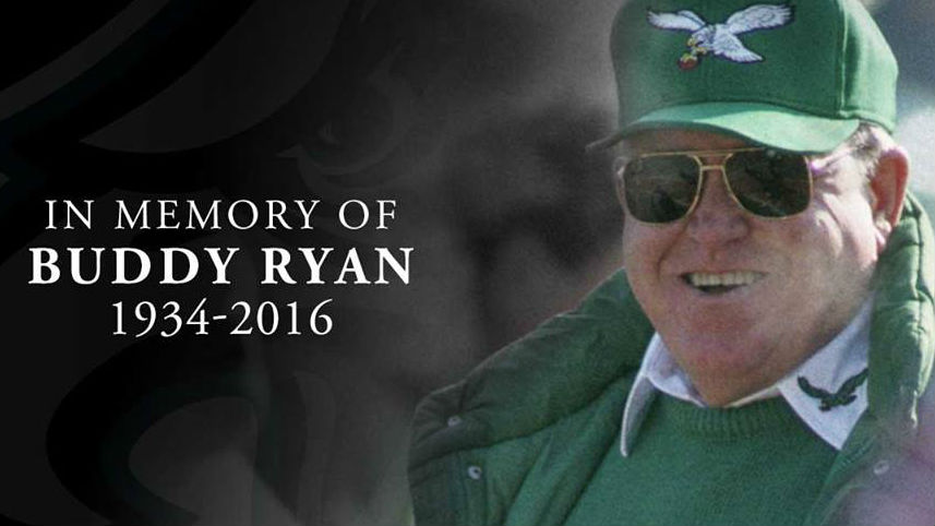 Buddy Ryan on his days with the Eagles & Mike Ditka