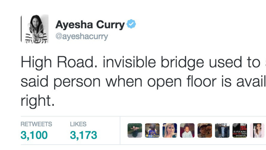 Fanatics View Words: Ayesha Curry is The Twitter Clap Back Queen