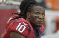 Fanatics View Words: Texans' Deandre Hopkins wants to know where his Fantasy Football money is