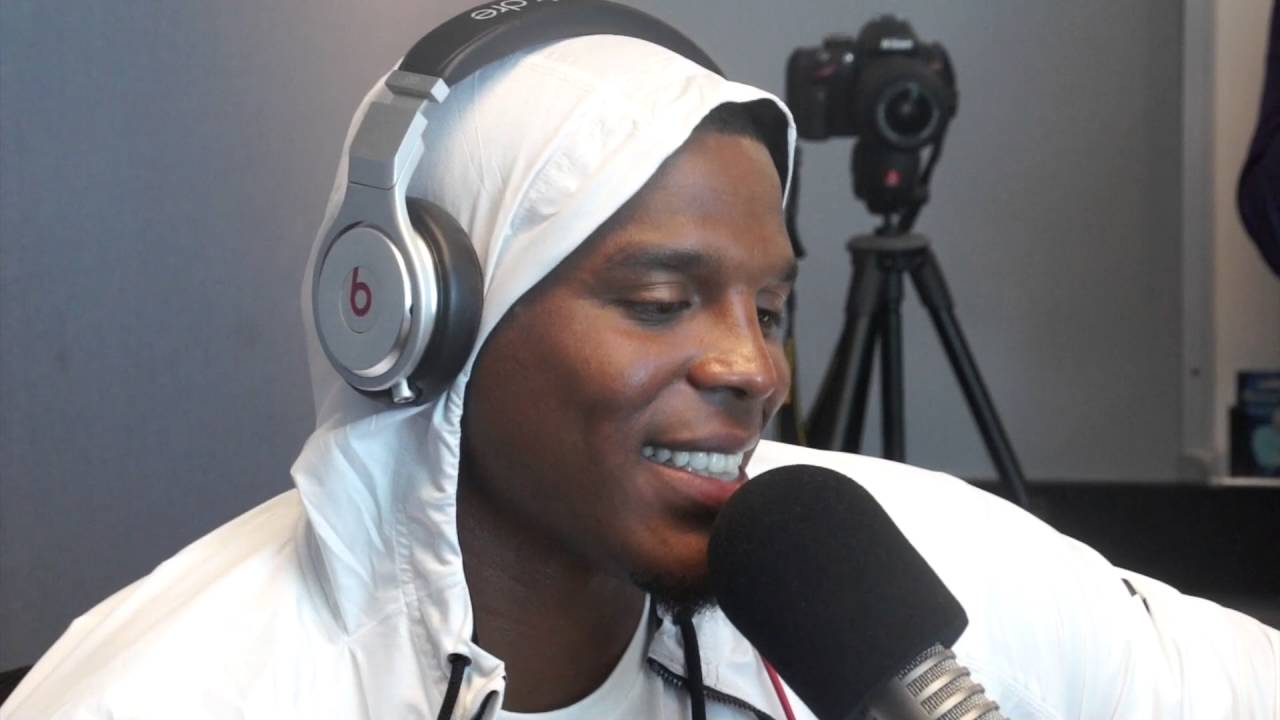 Cam Newton speaks on his TV Show, Charity, Meeting the Obamas & more