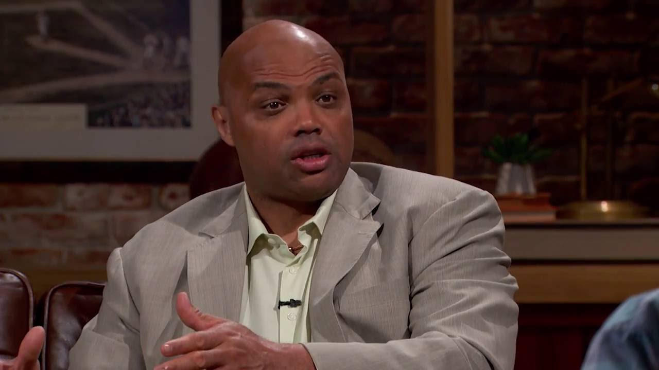 Charles Barkley says LeBron James will never be in his Top 5