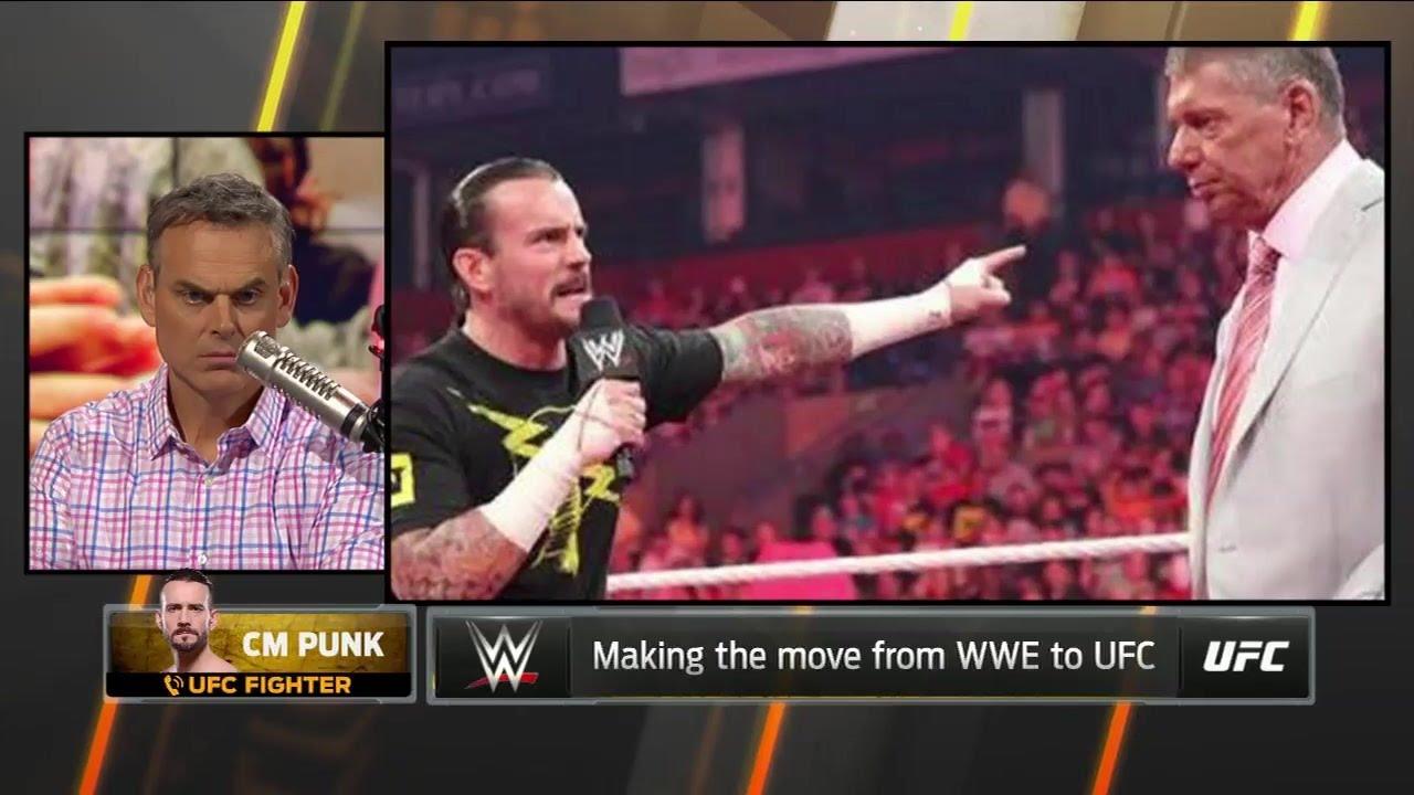 CM Punk: WWE treats Wrestlers like Indentured Servants