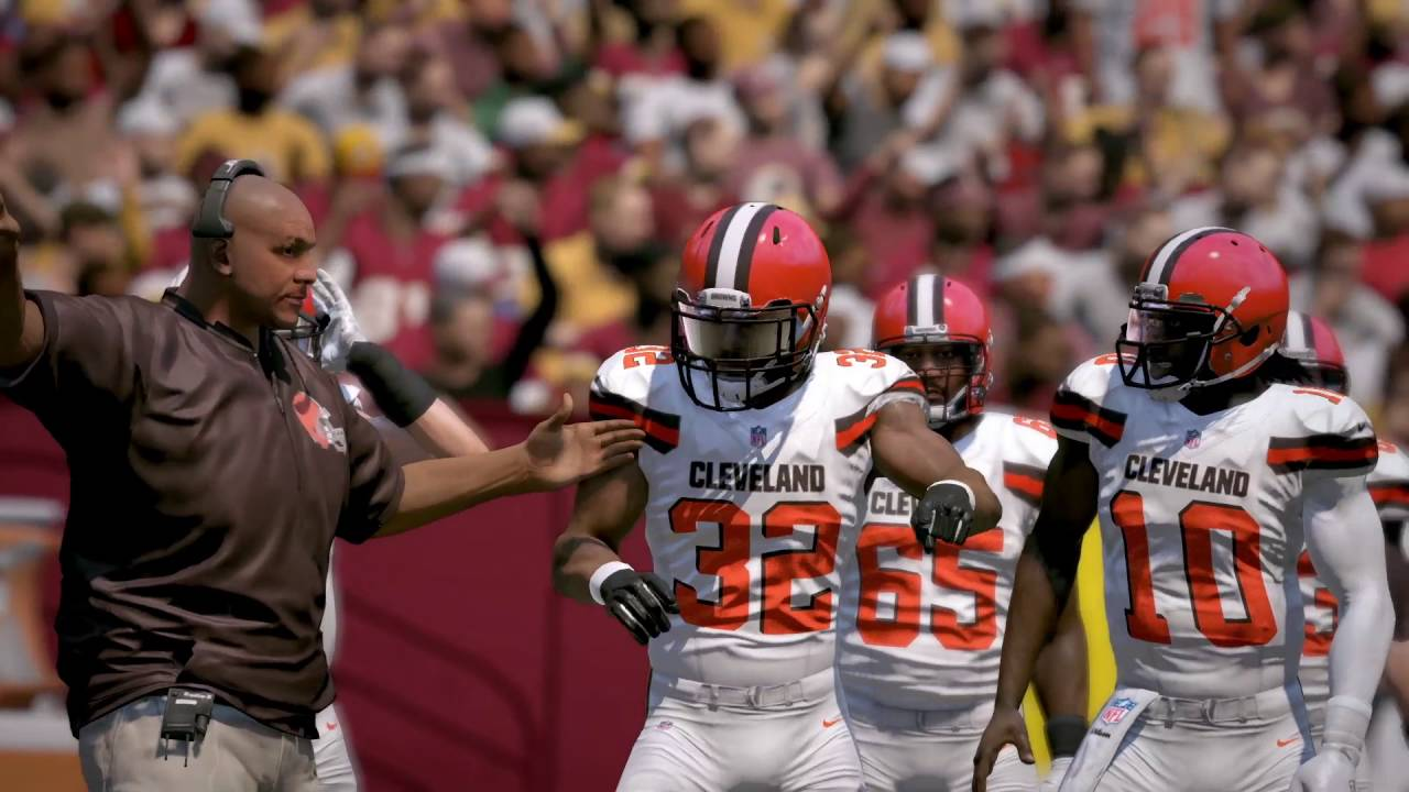 EA Sports releases the first Madden 17 video trailer