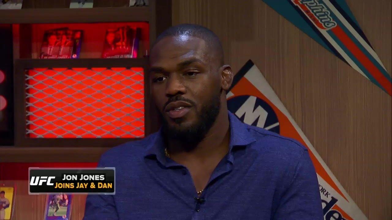 Jon 'Bones' Jones responds to Daniel Cormier ahead of UFC 200