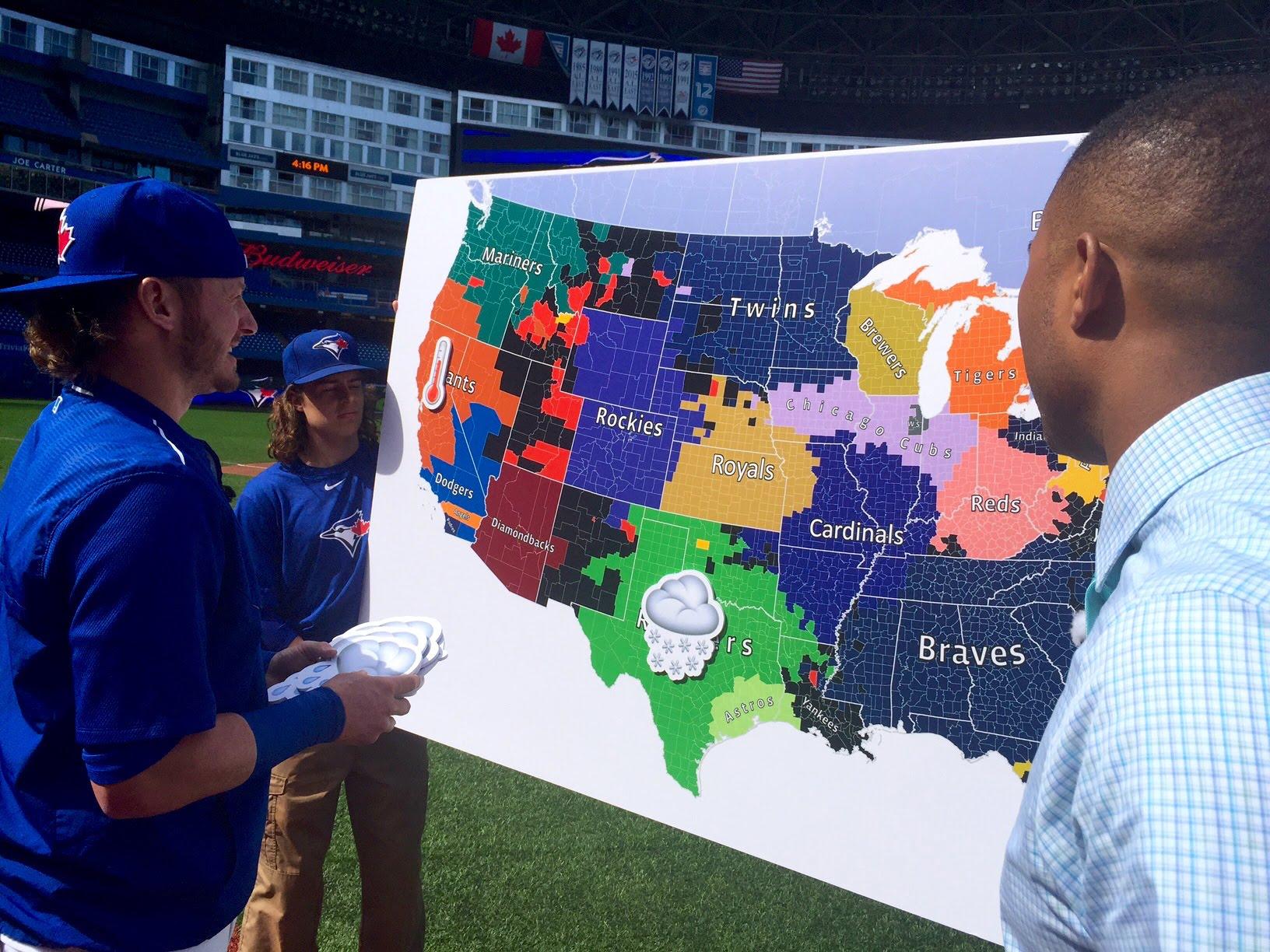Josh Donaldson predicts home runs in Philadelphia