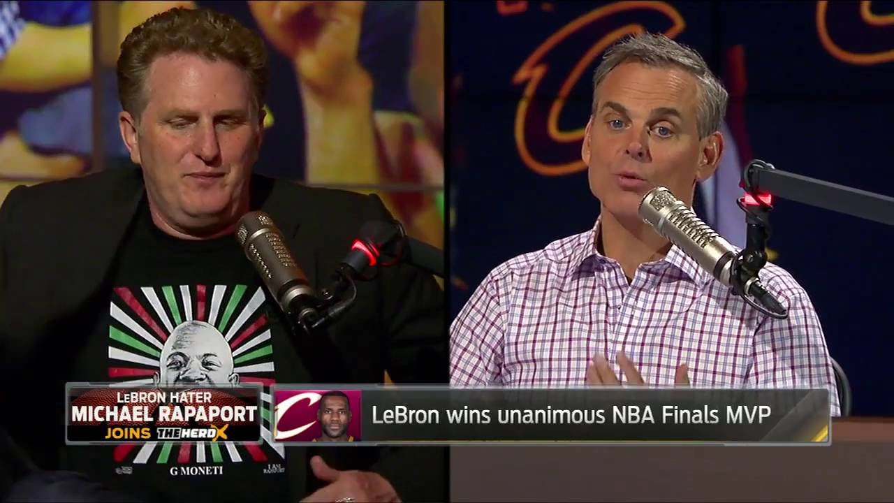 Michael Rapaport explains his dislike for LeBron James