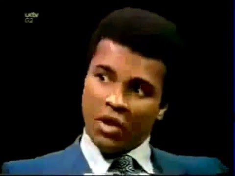 Muhammad Ali's classic interview on why he became a Muslim