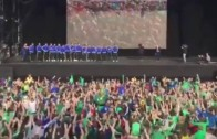 Northern Irish player who played 0 minutes in Euro 2016 gets standing ovation