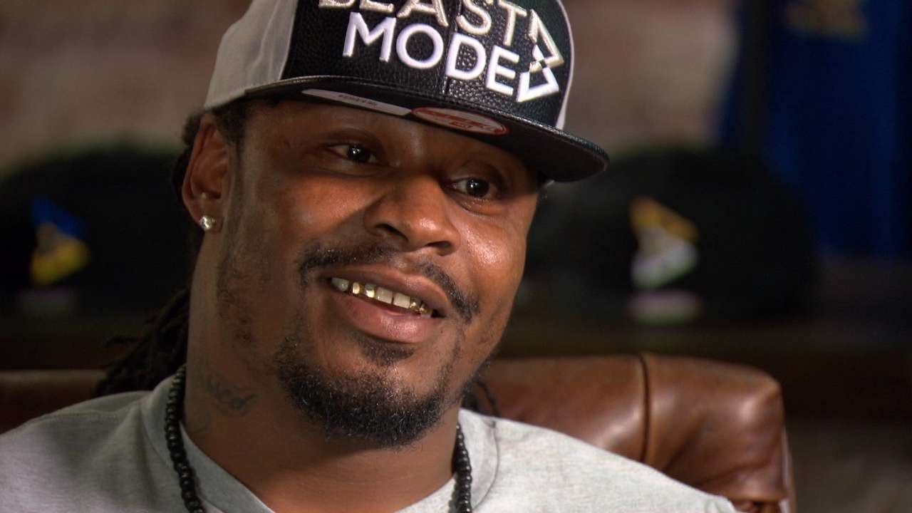 Preview of an epic Marshawn Lynch interview with 60 Minutes
