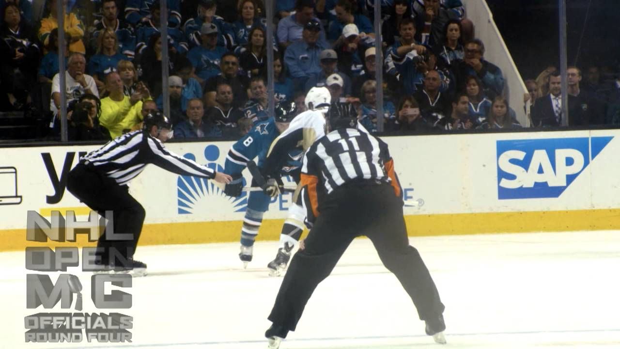 Refereeing in the NHL isn't easy