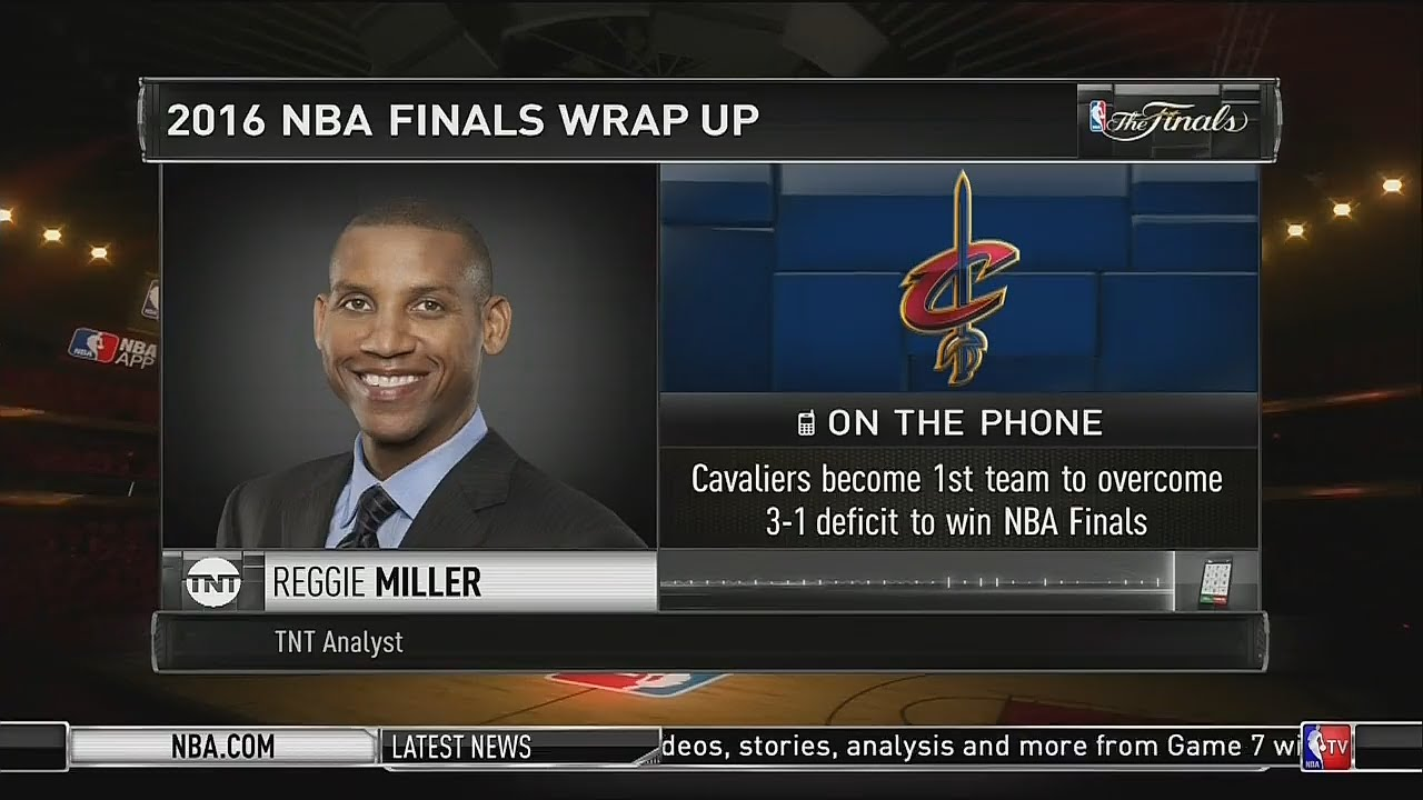 Reggie Miller says that LeBron James is now in his Top 5