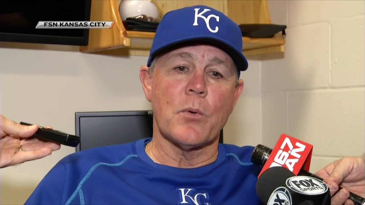Royals' manager Ned Yost dodges maturity question about Yordano Ventura