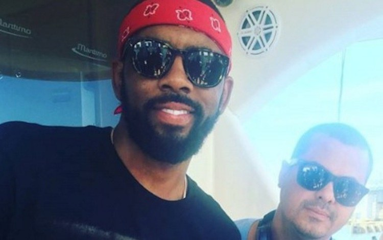 Kyrie Irving throws Yacht Party to Celebrate 2016 NBA Championship