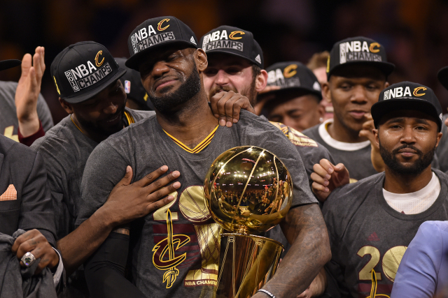 Fanatics View Words: LeBron James solidifies himself among the NBA's all-time greats