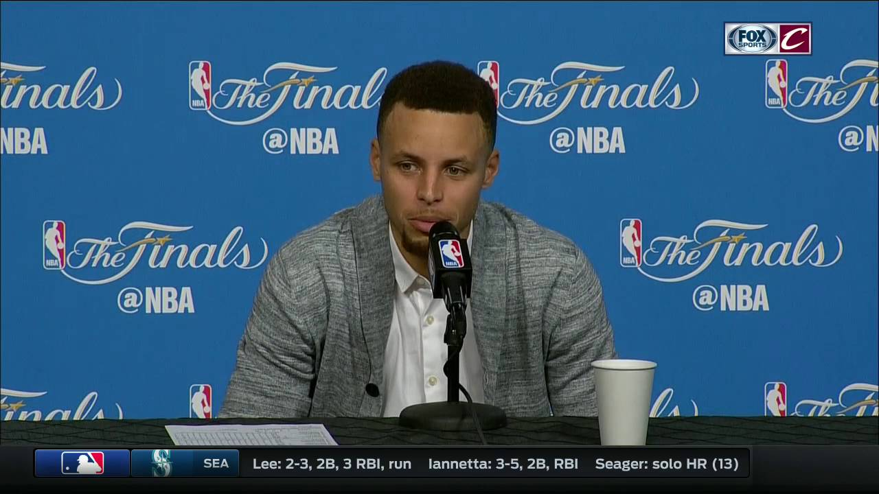 Steph Curry calls his ejection