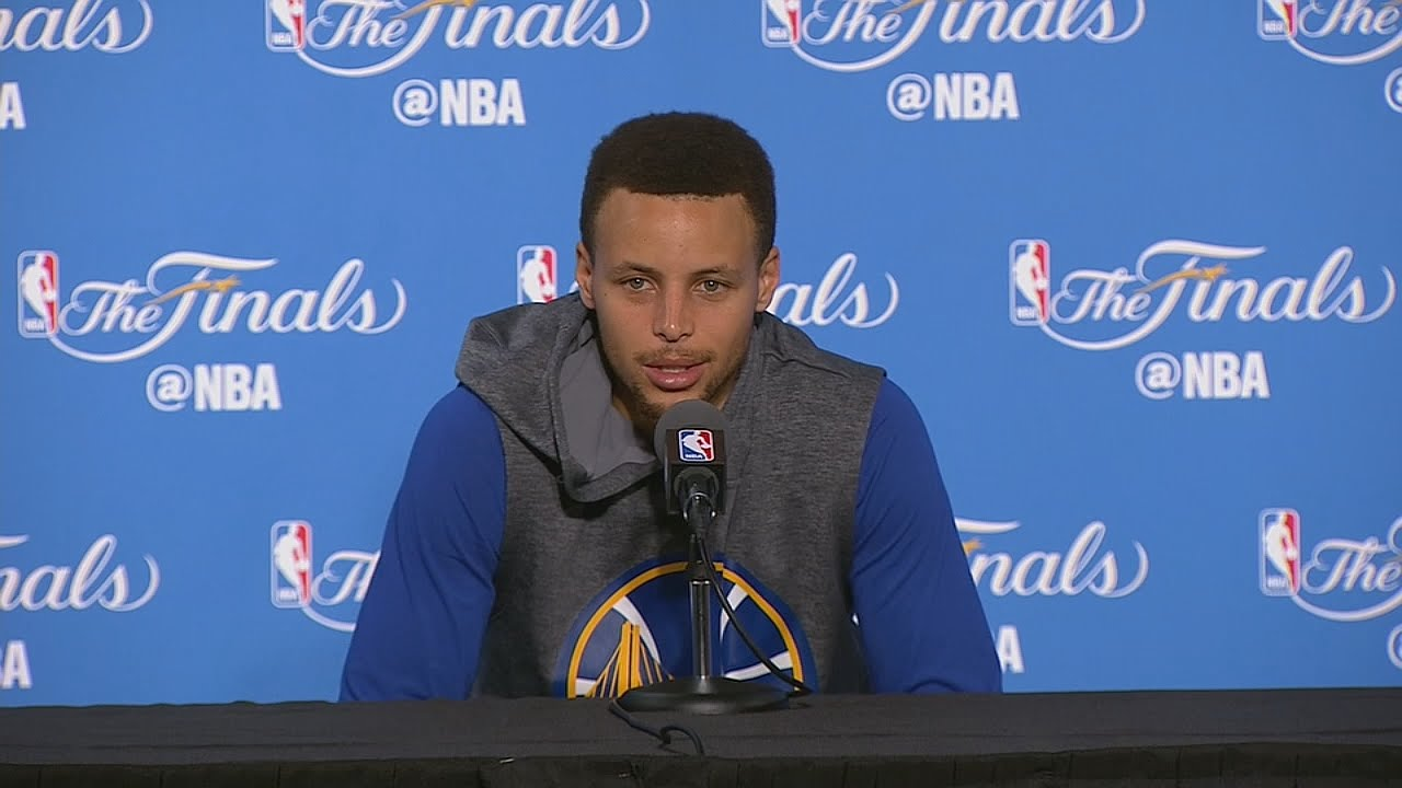 Stephen Curry finds talk of him taking LeBron James spot 'annoying'